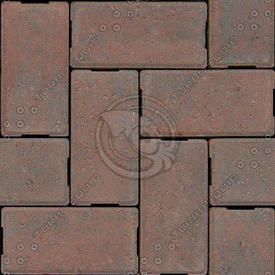 G262 paving bricks road texture SRF