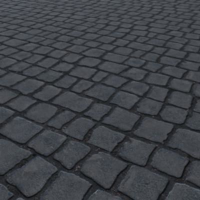 G275 cobblestones stone paving