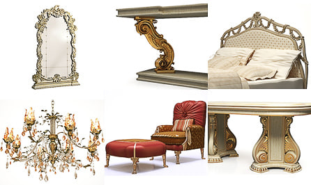 classical furniture lusters max