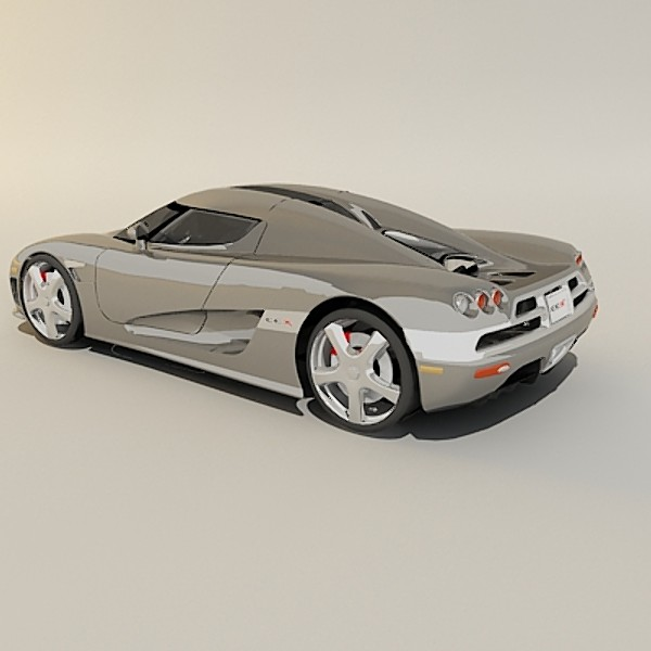 3d slr mclaren sport luxury - Super Cars... by 3d_addict