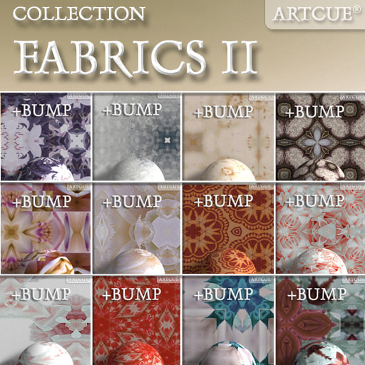 fabrics collection 2