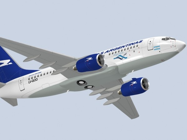 737-700 Aerolineas Argentinas