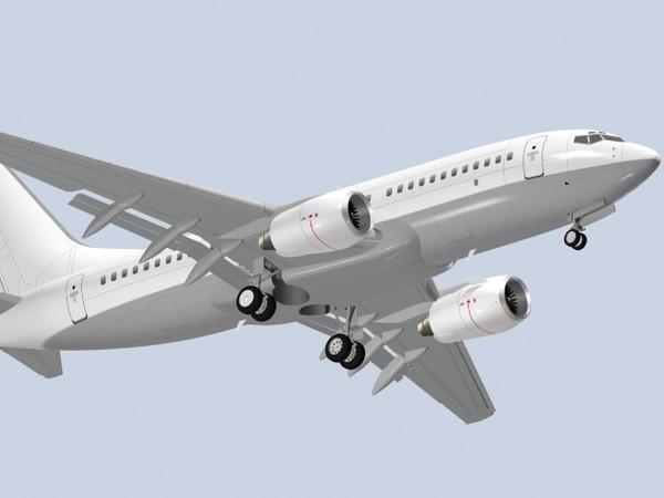 737-700 airplane