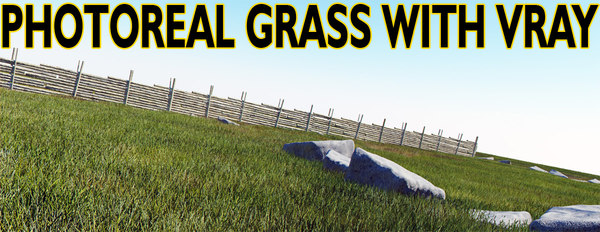 photoreal villa house 1 3d model - villa grass tutorial(1)... by mmvis