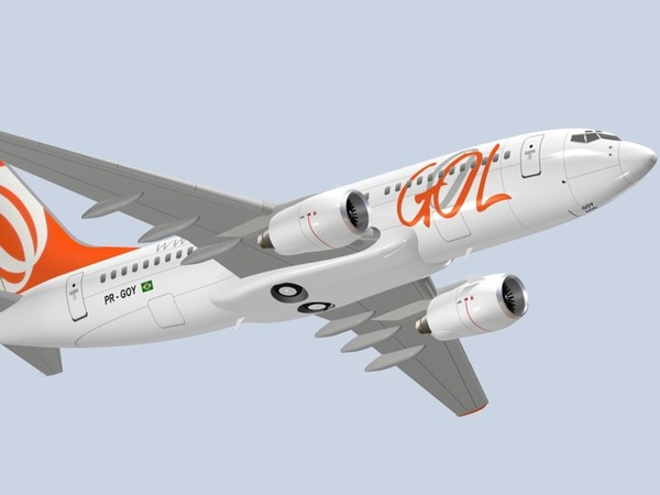B 737-700 GOL