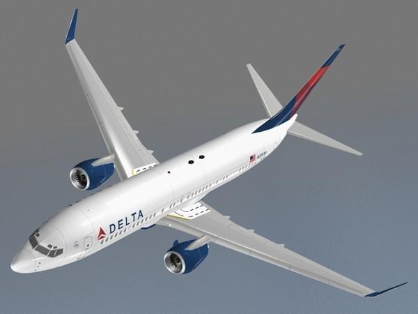 B 737-800 Delta