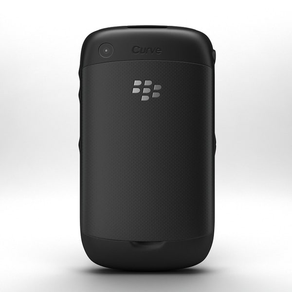 3ds max blackberry curve 3g - BlackBerry Curve 3G 9300... by Artem_Shvetsov
