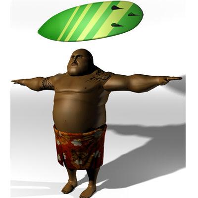 maya male polynesian
