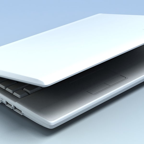 3d model notebook lenovo ideapad g565 - Notebook.LENOVO.IdeaPad.G565.MF... by 3DLocker