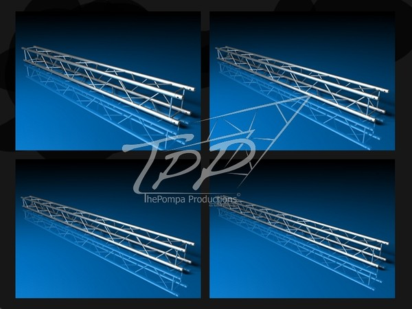 tpp-1 truss package fd 3d 3ds - TPP-1 Truss FD 24 Package... by ThePompa