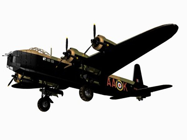 short stirling mkiii max - Short Stirling MKIII... by pbratt