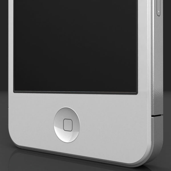 max apple iphone 4s black - iPhone 4s White & Black... by sweiry_tv