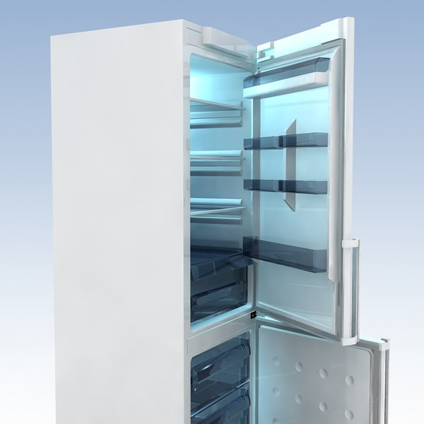fridge samsung rl 40 max - Fridge.SAMSUNG.RL 40 ECSW1BWT... by 3DLocker