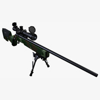 M40A3 Sniper Rifle