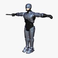 Robocop (Unrigged)