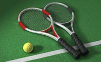 TennisRacket_Ball.c4d