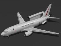 Boeing 737-7ES Wedgetail