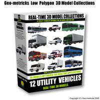 12 Utility Vehicles