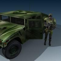 US Ranger - Hummer