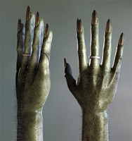 max creature hand rig