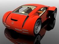 Lexus CS 2054 Concept