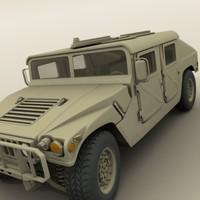 HMMWV (Military Humvee)
