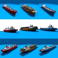 Cargo Ship Collection