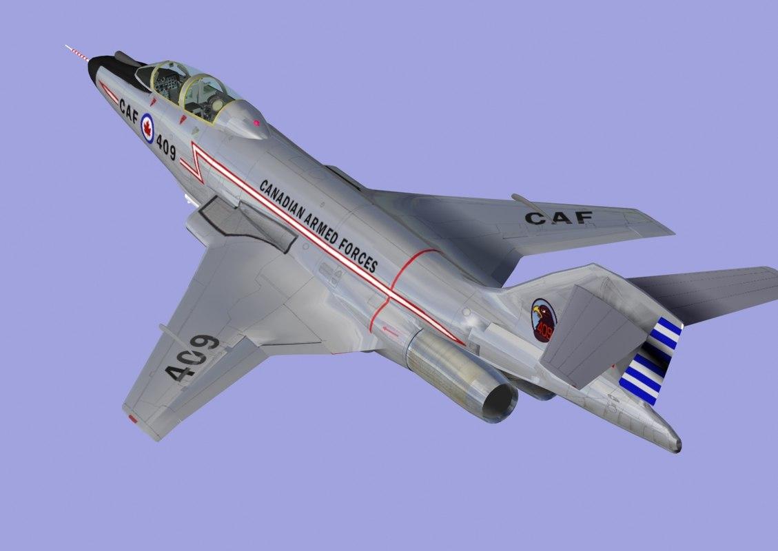 f-101a f-101b 3d model