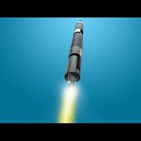 Titan Launch Vehicle With Gemini