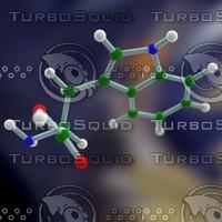 3d amino acids virtual chemistry