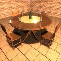 Table Scene