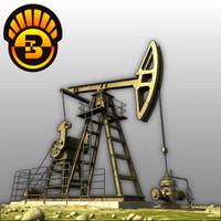 Oil Pump - ANIMATED