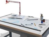 drafting table.max
