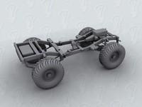 monster truck transmission
