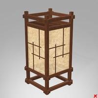 Lamp standing japanese style072.ZIP