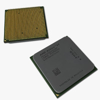3d athlon 64 processor amd model