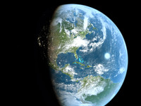 Real-Scale Photoreal Earth