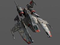 Fighter_Txtrd_LW.lwo