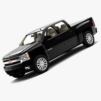 Chevrolet Silverado (Crew Cab) 2008