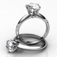 2 Engagement rings