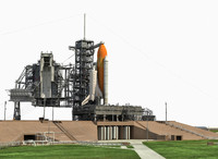 Kennedy Space Center Launch Complex 39-A