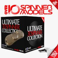 3D model ultimate spinner