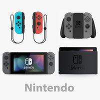 Nintendo Switch Complete Set