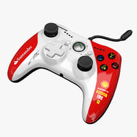 3D wired gamepad thrustmaster gpx