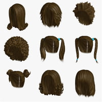 Hairstyle Collection 1