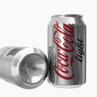 Coca-Cola Light Can