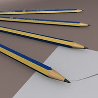 Drawing Pencils B