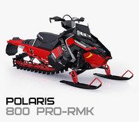 Polaris 800 PRO-RMK