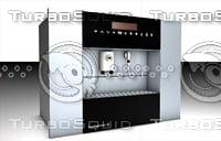 cinema4d coffee machine dietrich ded700