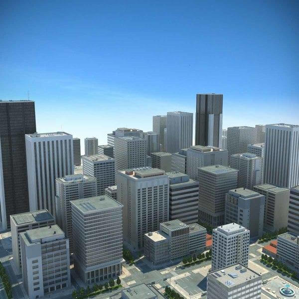 City Big Cityscape